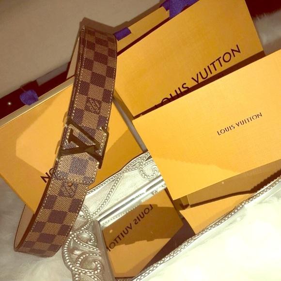 Louis Vuitton Accessories - Belt